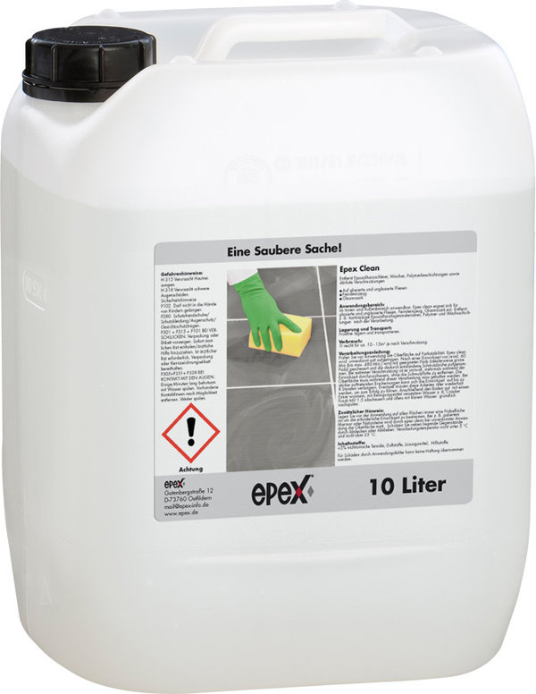 EPEX Clean -10 Liter-